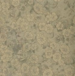 Lecien - Mrs. March Fabric Beige - Tonal Floral