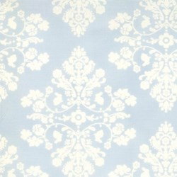 Lily & Will Quilting Fabric - Blue Cottontail