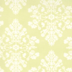 Lily & Will Quilting Fabric - Green Cottontail