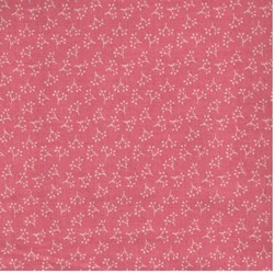 "27"" Remnant - Cinnamon Spice Dk Pink Floral by Blackbird Designs for Moda"