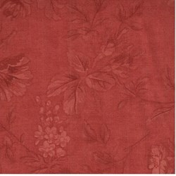 3 Sisters Favorites - Dk Red Floral Tonal - for Moda