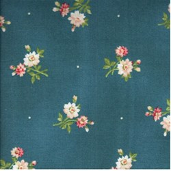 My Secret Garden - Blue Floral - Maywood Studios