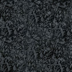 "End of Bolt - 54"" - Fairy Frost Metallic Blender - Black - by Michael Miller Fabrics"