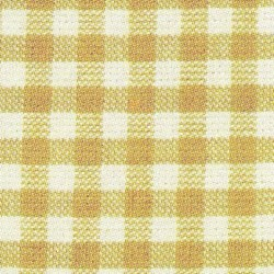 "25"" Remnant- Organics Gingham Check - Tan"