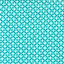 Dim Dots - Turquoise - by Michael Miller Fabrics