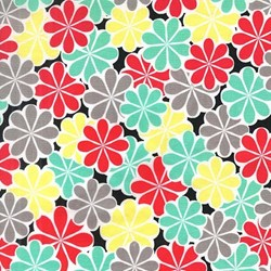 Summer Lovin' by Susan Emory- Abloom in Retro- by Michael Miller Fabrics