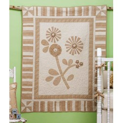 Organic Cotton Quilt Kit in Michael Miller Organics