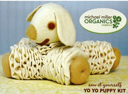 Organics Cotton YoYo Puppy Kit