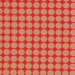 Mirror Ball Dots - Clementine - by Michael Miller Fabrics