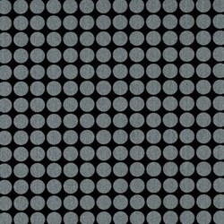 Mirror Ball Dots - Onyx - by Michael Miller Fabrics