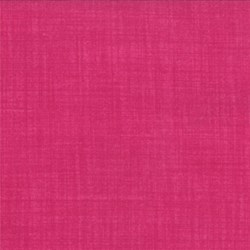 Weave - Fuchsia - Moda Textured Solid Natural
