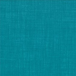 Weave - Turquoise - Moda Textured Solid Natural