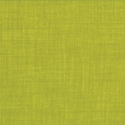 Weave - Chartreuse - Moda Textured Solid Natural