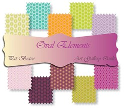 "Art Gallery Oval Elements - 6"" Sweet Roll™"