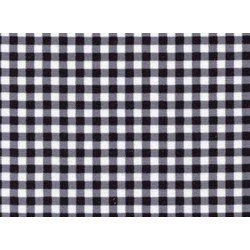 Patchwork Pals Black and White Check by Red Rooster Fabrics