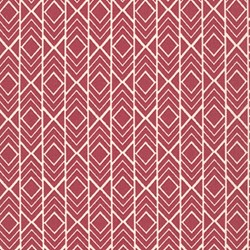 Pond Collection- Cayenne Modern Geo Pattern by Elizabeth Hartman for Robert Kaufman