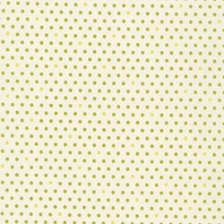 Pond Collection- Pickle Polka-Dot Pattern by Elizabeth Hartman for Robert Kaufman