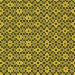 Rhoda Ruth Collection- Nature/ Geometric Pattern by Elizabeth Hartman for Robert Kaufman