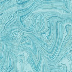 Sandscapes - Aqua Breeze - by By Deborah Edwards for Northcott Studio