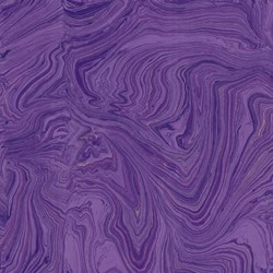 Sandscapes - Plum Purple - by By Deborah Edwards for Northcott Studio