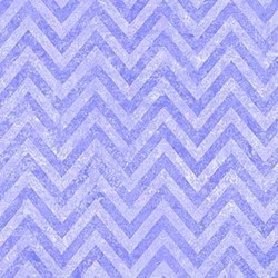 Stonehenge Little Girls Rainbow - Lilac Chevron - by Deborah Edwards and Linda Ludovico for Northcott