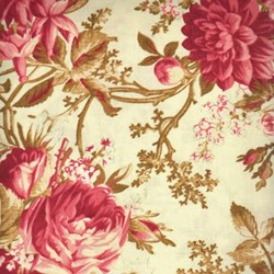 Savannah Classics <br>Rose Floral Reproduction<br> by Sara Morgan for Washington Street Studio, P&B Textiles for Wilmington Prints