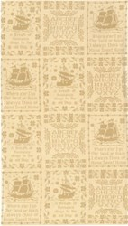 "At Waters Edge - 108"" Wide Backing Fabric - Sampler Club - Aged Linnen"
