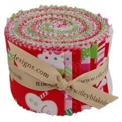 Christmas Candy - Rolie Polie - by Doodlebug Designs for Riley Blake Designs
