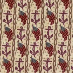 Civil War Anthem Quilting Fabric