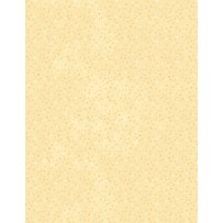 "End of Bolt - 36"" - Washart Essentials - Cream Tonal - by  Wilmington Prints"