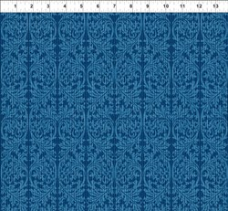 "16"" Remnant - Dreamscapes - Dark Blue Pattern"