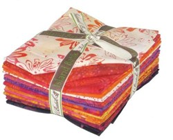 Party Punch Island Batik Fat Quarter Bundle
