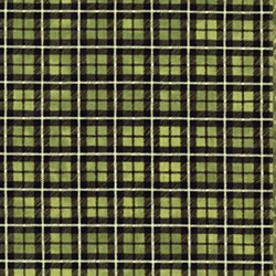 Tiny Tartan Olive by Lakehouse Dry Goods