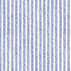 Penelope Ribon Stripe in Periwinkle by Lakehouse Dry Goods