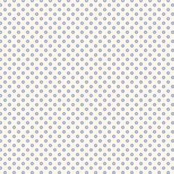 Penelope Olive Dots in Periwinkle & Cream by Lakehouse Dry Goods