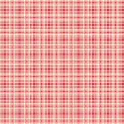 Penelope Pretty Red Plaid by Lakehouse Dry Goods