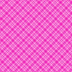 Sweet Things Textured Plaid Cerise by Holly Holderman of LakeHouse Dry Goods