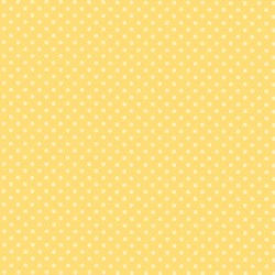 Sweet Things Teeny Tiny Donuts Yellow by Holly Holderman of LakeHouse Dry Goods