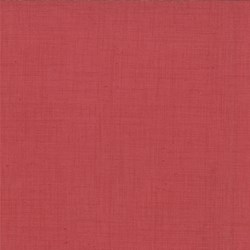 "End of Bolt - 65""  - Faded Red - Solid - Le Bouquet Fracais by French General for Moda"