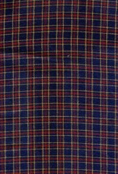 SaltBox Farm Homespun  Fabric - Midsummer Plaid