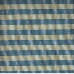 The Settlement Collection - Blue/Tan Woven Print - by Jeanne Horton for Windham Fabrics