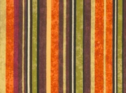 Olivia Quilting Fabric - Muli-Colored Stripe