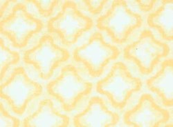 Fat Quarter - Olivia Quilting Fabric - Large Cream Tonal Diamonds