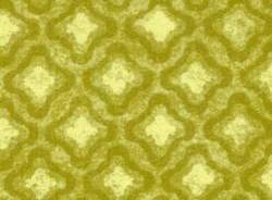 Olivia Quilting Fabric - Large Green Tonal Diamonds