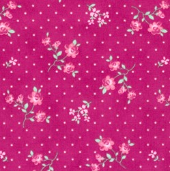 "31"" Remnant- Quilt Pink II by Moda"