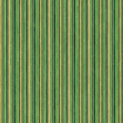 Starry Night - Stonehenge Green Stripe - by Northcott