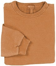 Boxy Cut Sweatshirt - X Large Yam