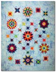 Summer Solstice Queen Size Quilt Kit- All at Once