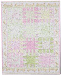 Bunny Mazes Quilt Kit - Last One!