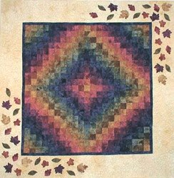 Trip to New England Quilt Kit